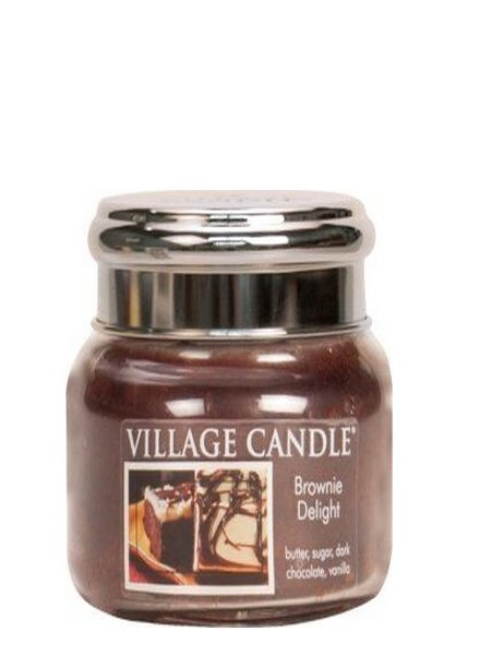 Village Candle Brownie Delight Small Jar