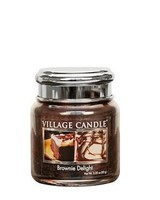 Village Candle Brownie Delight Mini Jar