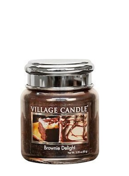 Village Candle Village Candle Brownie Delight Mini Jar