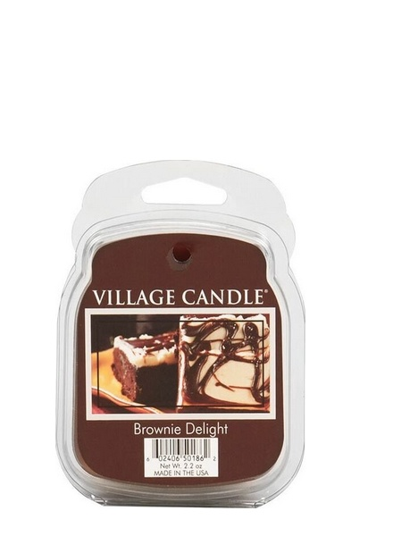 Village Candle Village Candle Brownie Delight Wax Melt