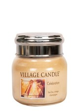 Village Candle Celebration Small Jar