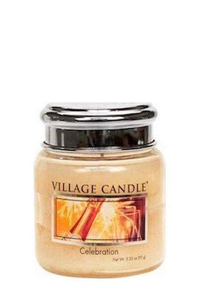 Village Candle Celebration Mini Jar
