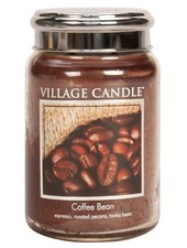 Village Candle Coffee Bean Large Jar