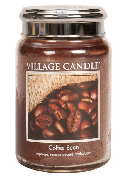 Village Candle Village Candle Coffee Bean Large Jar