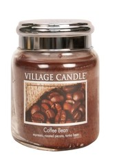 Village Candle Coffee Bean Medium Jar