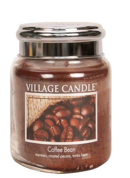 Village Candle Coffee Bean Medium Jar