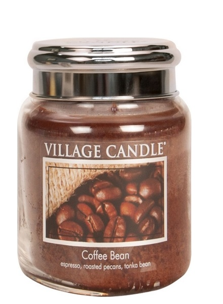 Village Candle Village Candle Coffee Bean Medium Jar