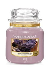 Yankee Candle Dried Lavender & Oak Medium Jar