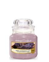 Yankee Candle Dried Lavender & Oak Small Jar