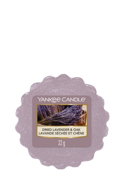 Yankee Candle Yankee Candle Dried Lavender & Oak Tart