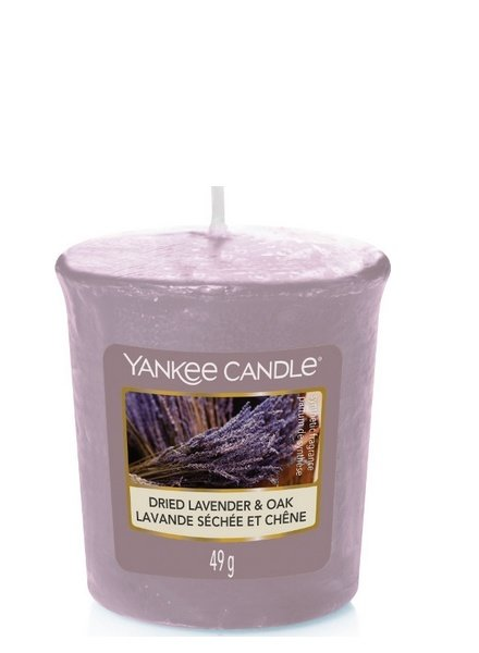 Yankee Candle Dried Lavender & Oak Votive