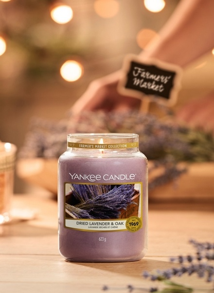 Yankee Candle Yankee Candle Dried Lavender & Oak Fragrance Spheres