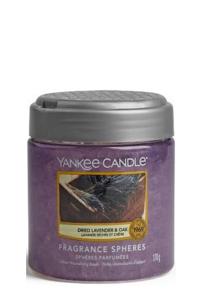 Yankee Candle Dried Lavender & Oak Fragrance Spheres
