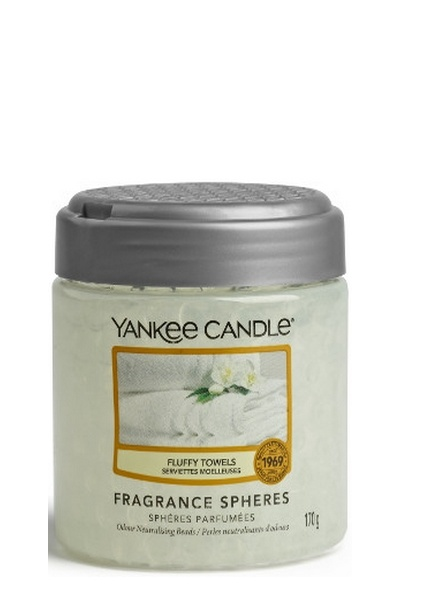 Yankee Candle Yankee Candle Fluffy Towels Fragrance  Spheres