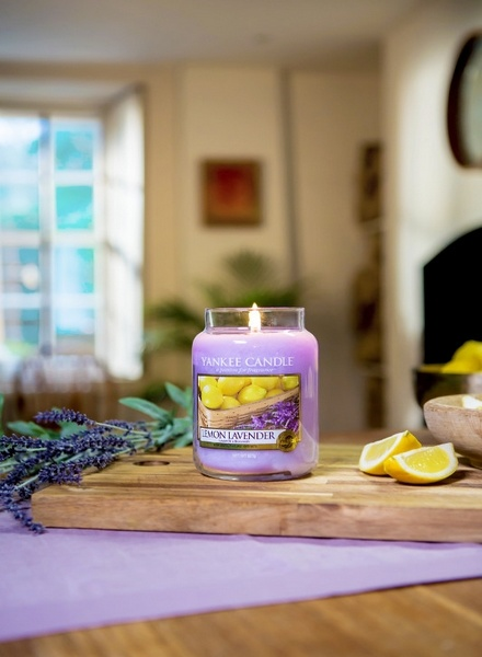 Yankee Candle Yankee Candle Lemon Lavender Fragrance  Spheres
