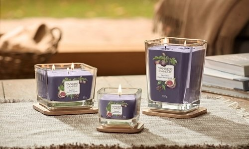 Yankee Candle Fig & Clove Elevation