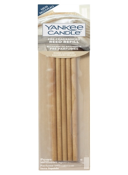 Yankee Candle Yankee Candle Warm Cashmere Pre-Fragranced Reed Diffuser Refill