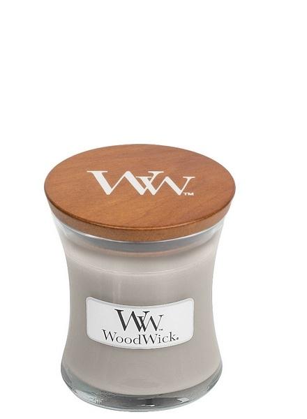 Woodwick WoodWick Mini Candle Sacred Smoke