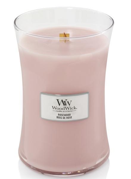 Woodwick WoodWick Large Candle Rosewood