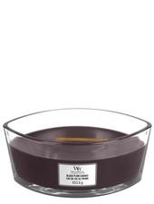 Woodwick Ellipse Black Plum Cognac