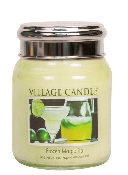 Village Candle Frozen Margarita Medium Jar