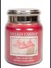 Village Candle Village Candle Cherry Vanilla Swirl Medium Jar