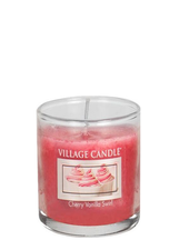 Village Candle Cherry Vanilla Swirl Votive