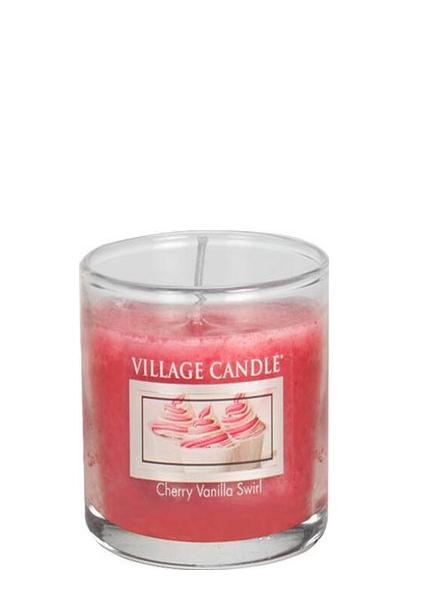 Village Candle Village Candle Cherry Vanilla Swirl Votive