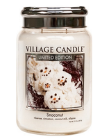 Village Candle Snoconut Large Jar