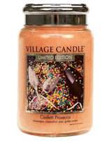 Village Candle Confetti Prosecco Large Jar