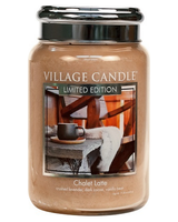 Village Candle Chalet Latte Large Jar