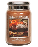Village Candle Pumpkin Bread Large Jar