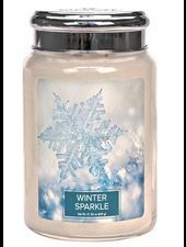 Village Candle Winter Sparkle Large Jar