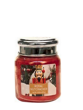 Village Candle Royal Nutcracker Mini Jar
