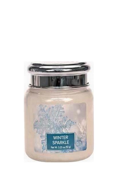 Village Candle Village Candle Winter Sparkle Mini Jar