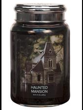 Village Candle Haunted Mansion Large Jar