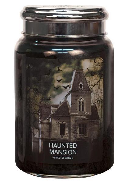 Village Candle Village Candle Haunted Mansion Large Jar