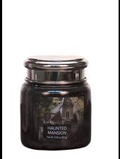Village Candle Haunted Mansion Mini Jar