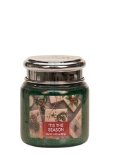 Village Candle Tis The Season Mini Jar