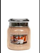 Village Candle Chalet Latte Mini Jar