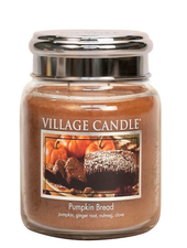 Village Candle Pumpkin Bread Medium Jar
