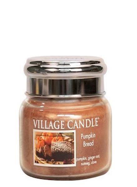 Village Candle Pumpkin Bread Small Jar