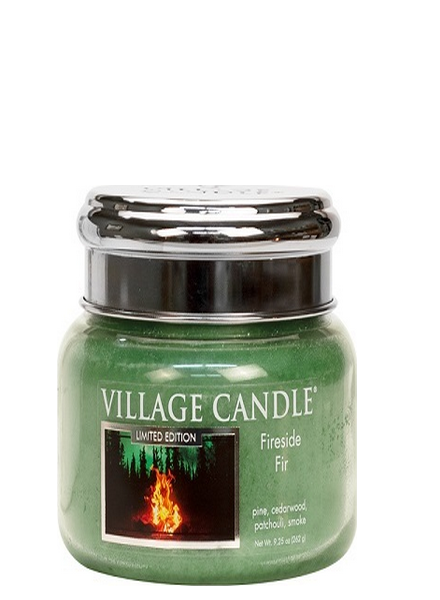 Village Candle Village Candle Fireside Fir Small Jar