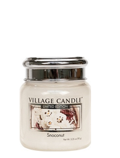 Village Candle Snoconut Mini Jar