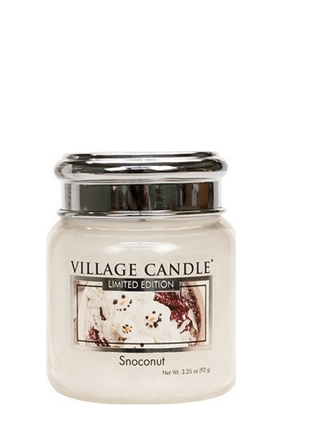 Village Candle Village Candle Snoconut Mini Jar