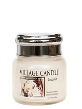 Village Candle Snoconut Small Jar