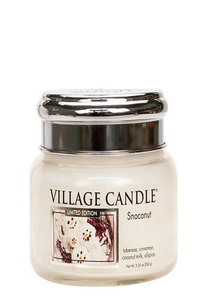 Village Candle Snoconut Small Jar