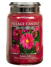 Village Candle Autumn Aster Large Jar
