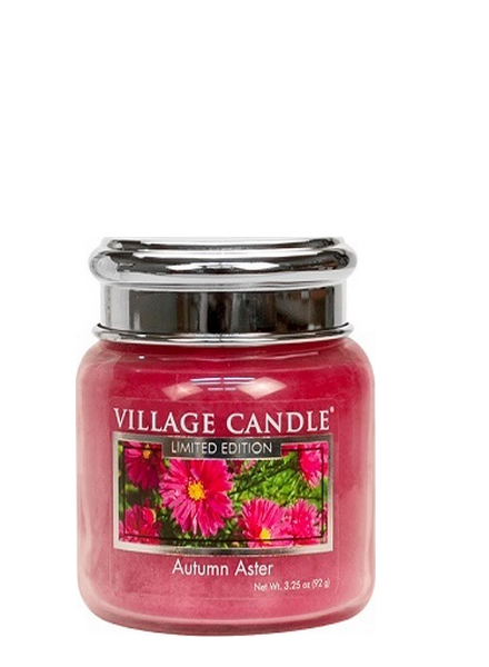Village Candle Autumn Aster Mini Jar