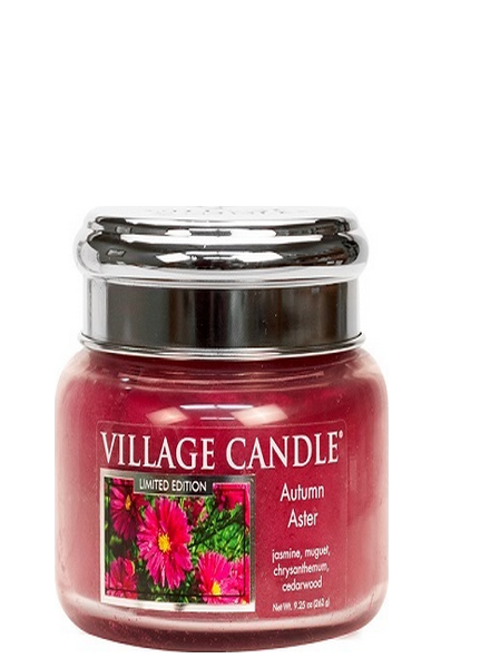 Village Candle Village Candle Autumn Aster Small Jar